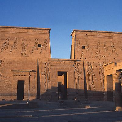 Temple d'Isis à Philae