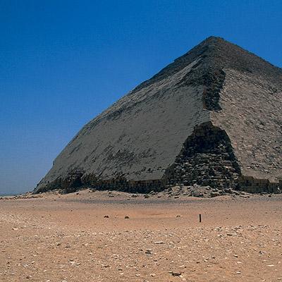 Pyramide Rhomboïdale de Dahshour