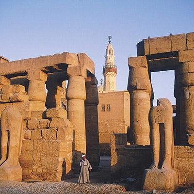 Temple d'Amon, Louxor