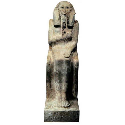 Pharaon Djéser ou Djoser