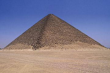 L'Egypte et ses 87 pyramides