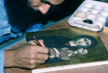 Coptes Égypte