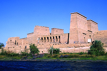 Philae en Egypte