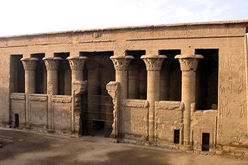 Temple de Khnoum à Esna