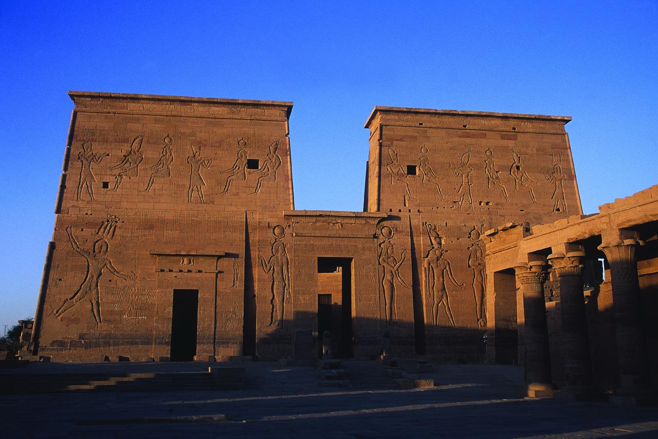 Temple de Philae, Ile Eléphantine