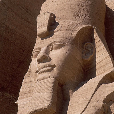 Le Grand temple d'Abou Simbel