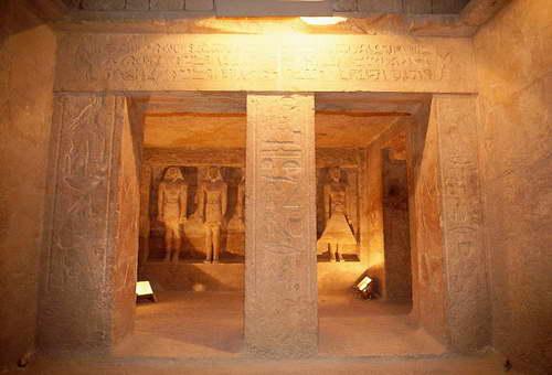 Tombes à Saqqarah