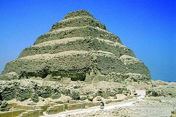 Pyramide à degrés de Djèser