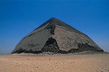 Les pyramides de Dahshour